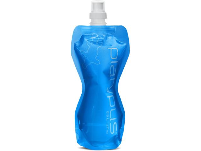 Platypus SoftBottle Tapa Push Pull 0,5 l, blue